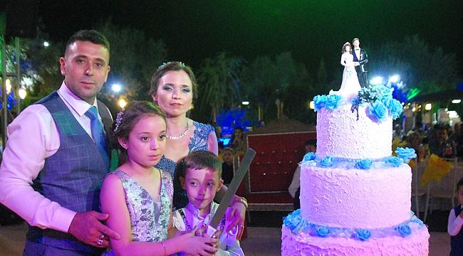 Akdeniz Ailesinin En mutlu günleri