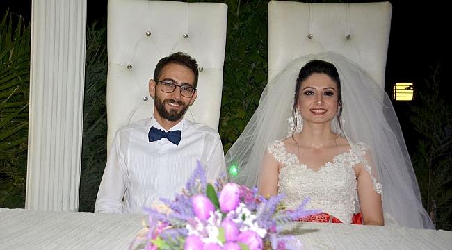 Gülşen ve Kurtalmış  Muhteşem Düğün ile Evlendiler
