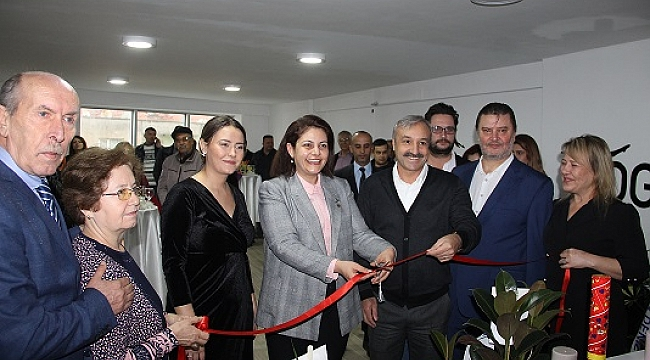 Gelişim Güzel Sanatlar ve Spor Merkezi Açıldı