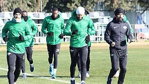 Akhisar Beşiktaş maçı hazırlıkları Başladı
