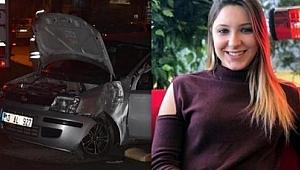 Akhisarlı  Üniversite öğrencisi  Asrın Velioğlu  trafik  kazasında yaşamını yitirdi