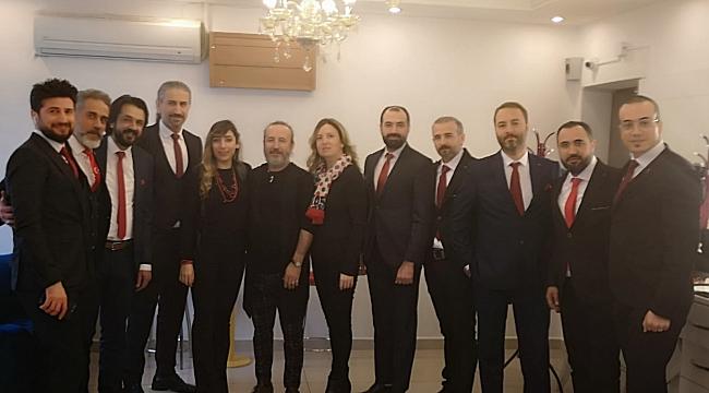CMC CAT DÜNYA KUAFÖRLER Milli Takımı Eskişehir de