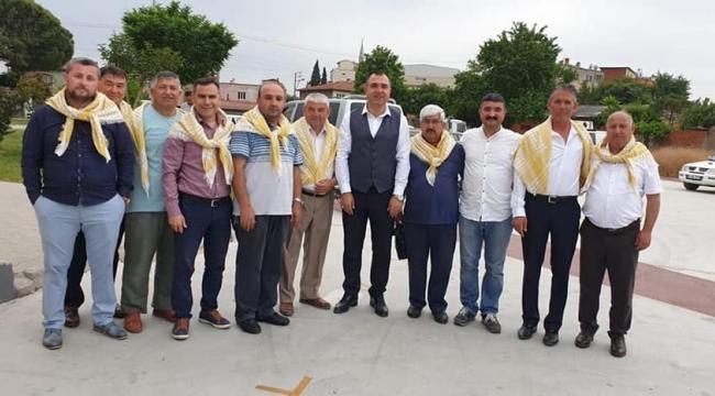 Akhisar Yörükler ve Türkmenler  Derneği İftar yemeği Düzenledi