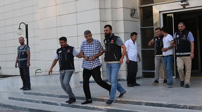 3.sınıf Emniyet Müdürü ve  Diğer Şahıs Tutuklandı