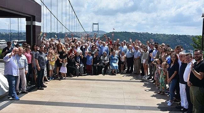 Başkan Dutlulu, İstanbul'daki Akhisarlılar ile buluştu