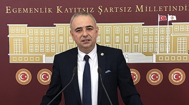 Bakırlıoğlu; Sahte belgelerle canlı hayvan ithal etmişler!