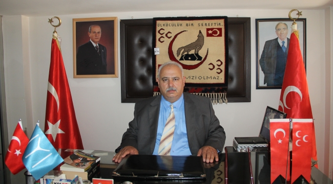 Başkan Namal 'dan 15 Temmuz Mesajı