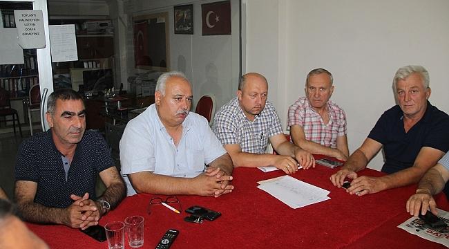 MHP Yönetimi Değerlendirme Yaptı