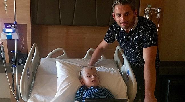6 yılda 17 ameliyat geçiren minik Asaf yardım bekliyor