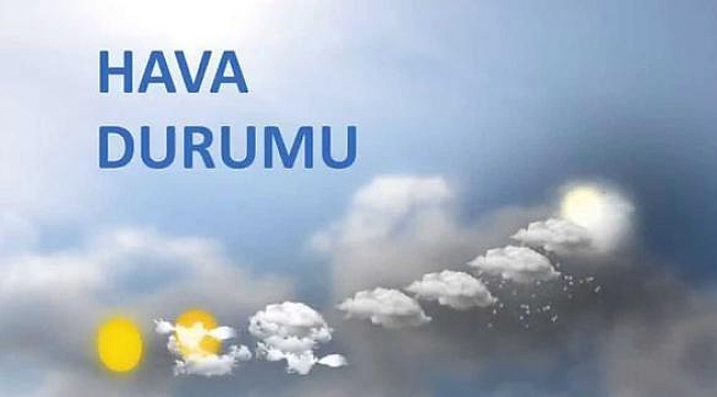 Akhisar'da 5 Günlük Hava Durumu