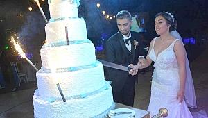 Buğra ile Melike mutluluğa evet dedi
