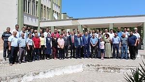 Manisa Celal Bayar Üniversitesi Akhisar Yerleşkesinde Müdür Değişiklikleri Yapıldı