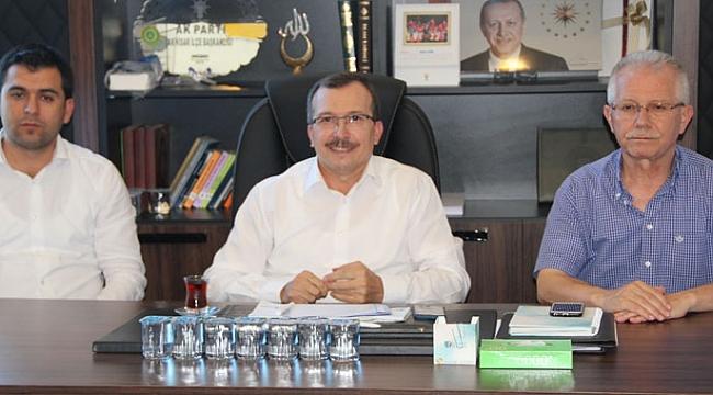 Milletvekili Aydemir,  açıklamalarda bulundu