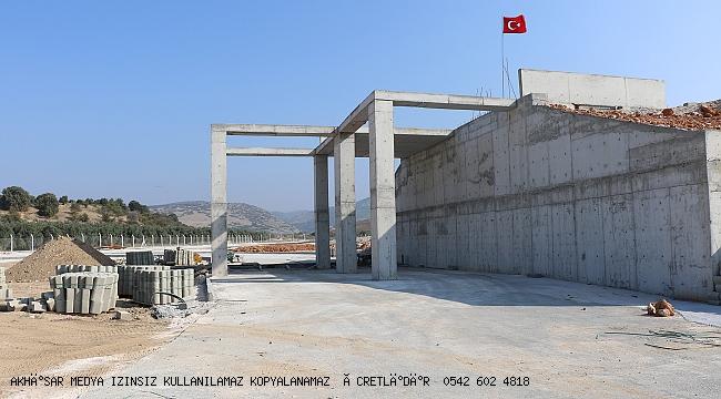 Akhisar'ın Çevreci Projesinde Sona Doğru