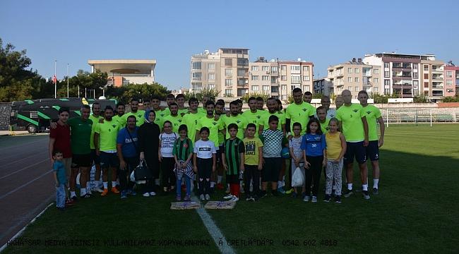 Akhisarspor'da Eskişehirspor hazırlıkları sürüyor