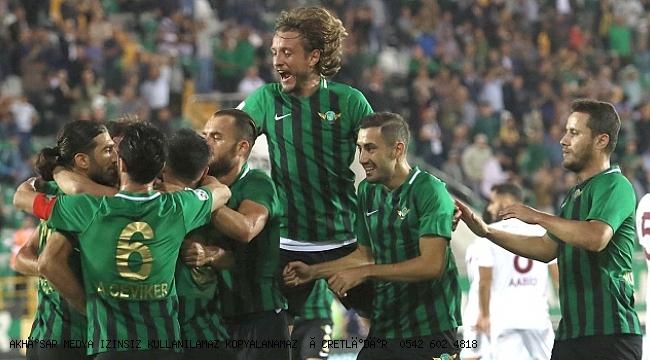 Akhisarspor Osmanlı maçına hazır