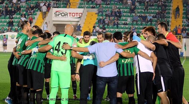 Akhisarspor, yeniden Süper Lig rotasında