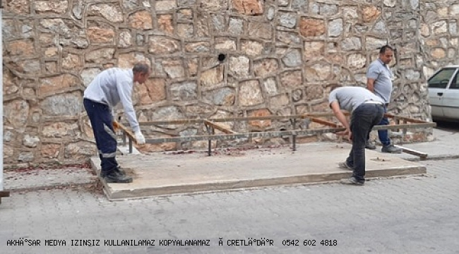 Akhisar'a Yeni Duraklar