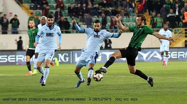 Akhisarspor Adana Demir'den kaçamadı!