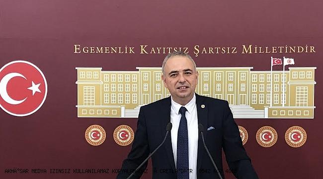 BAKIRLIOĞLU'NDAN,  AKP'Lİ AYDEMİR'E DAVET