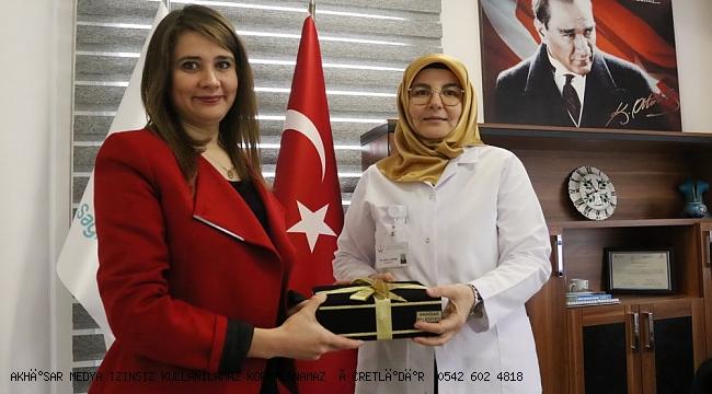 Başkan Vekili Ruhan Tatlıdil, Diş Hekimleri gününü kutladı