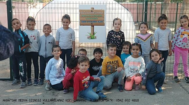 Halil Mandacı Çocuk Kulübü'nün Doğa Sevgisi