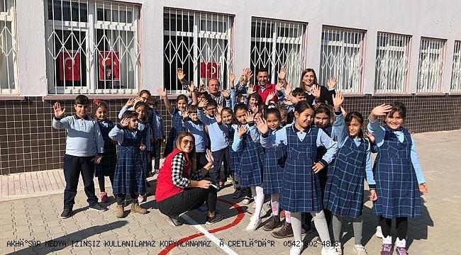 Mehmet Akif Ersoy İlkokulu RENGARENK