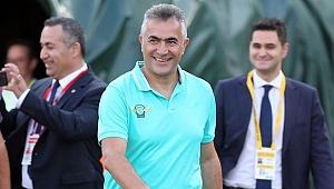 Mehmet Altıparmak'ın zor maçı