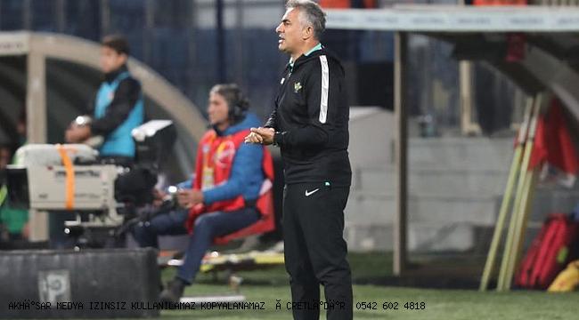 Mehmet Altıparmak: Sezon sonunda gülen taraf olacağız
