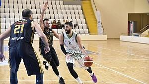 Potada Manisa Derbisi Akhisar Belediyespor'un
