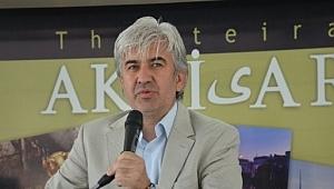 Salih Hızlı, AK Parti il başkanlığına atandı