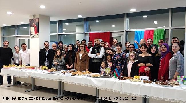 TÜRKİYE-AZERBAYCAN UZMAN DEĞİŞİMİ PROGRAMI YAPILDI