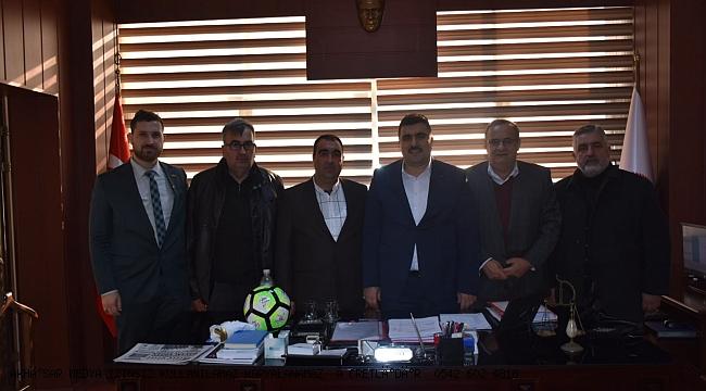 Başkan Karabulut, ziyaretlerine devam ediyor