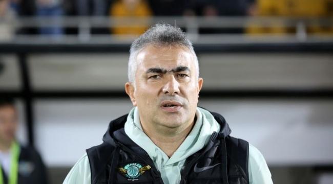 Mehmet Altıparmak: Rakipten deplasmanda alınmış 1 puan iyidir