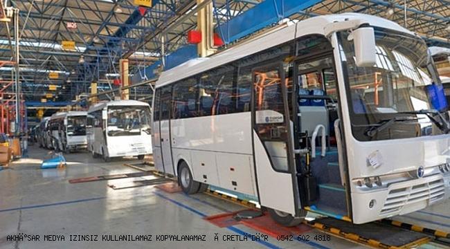 önde gelen otobüs üreticisi otobüs üretimini durdurdu