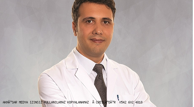 Özel Akhisar Hastanesinde Obezite ve Metabolik Cerrahisi Op. Dr.  Osman Uyar göreve başladı