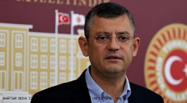 Özel'den Soma Havzası'ndaki madenciler için AKP'ye çağrı
