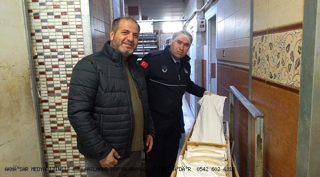 Akhisar Belediyesi halkın sağlığı için sıkı denetimlerini devam ettiriyor