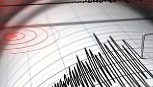 Akhisar'da korkutan deprem