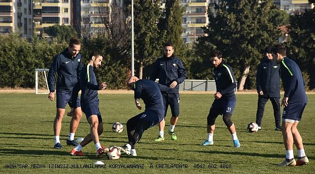 Akhisarspor  Adanaspor Maçı Hazırlıkları