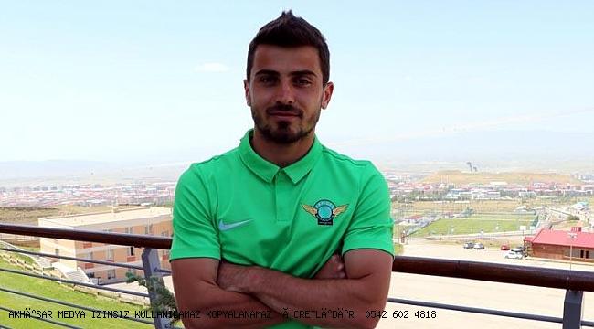 Akhisarspor'da Eray Ataseven ile yollar ayrılıyor