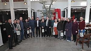 Başkan Dutlulu, şehit gazetecinin ismini Akhisar'da yaşatacak