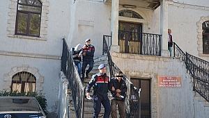 Cinsel saldırı suçundan 4 kişi tutuklandı