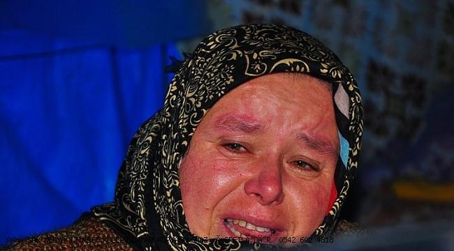 depremde ağlatan bekleyiş