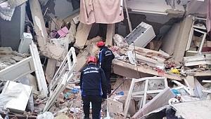 Manisa Büyükşehir Arama Kurtarma Çalışmalarına Katıldı