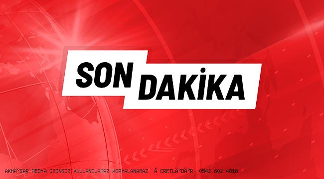 Manisa Valisi'nden deprem açıklaması: 5-6 evde göçük oldu