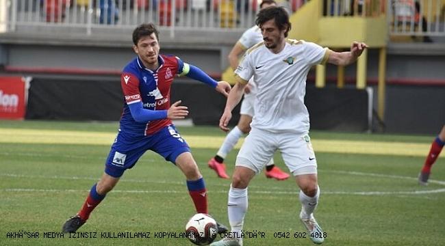Akigo İzmir'den eli boş döndü  2-0