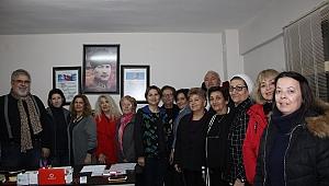 ÇYDD 'de yeni yönetim