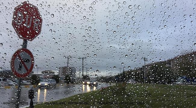 Kuvvetli Sağanak Yağış, Soğuk Hava ve Kar Yağışı Geliyor!