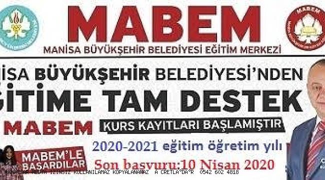 MABEM 2020-2021 YKS-LGS ÖN KAYITLARI BAŞLADI